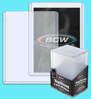 BCW 197 Pt Top Loader 10 Count Pack Free Shipping
