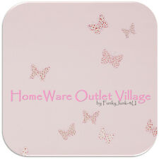 FREE DELIVERY * Laura Ashley Painterly Stripe Pink Children/'s Wallpaper