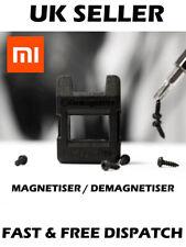 Xiamoi Magnetizador & Desmagnetizador Herramienta Magnética Destornillador de precisión Puntas Bits