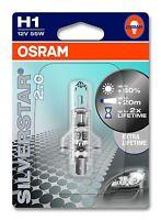 OSRAM 64150SV2-01B SILVERSTAR® 2.0 H1 Einzelblister P14.5s Abblendlicht/Fernlich