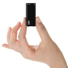 ULTRA MINI SUPER SENSITIVE SPY MICROPHONE 8GB DIGITAL VOICE RECORDER MP3 PLAYER