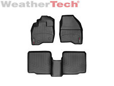 WeatherTech FloorLiner for Ford Explorer w/o 2nd Row Console - 2015-2016 - Black