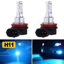 8000K Ice Blue H11 H8 H9 Led 3570 Headlight 8000Lm Kit Low Beam Bulbs High Power