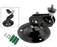 Adjustable Metal For CCTV Security Camera Wall Mount Bracket Ceiling Stand Kit