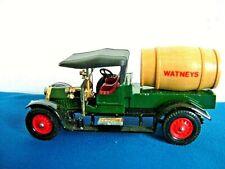 MATCHBOX MODELS OF YESTERYEAR Y13 - CODE 3 - 1918 CROSSLEY - WATNEYS  BEER
