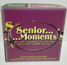 Senior Moments Board Game(100%Complete)