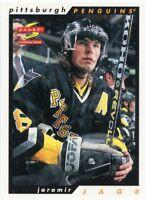 Jaromir Jagr 1996-97 Score #29 Pittsburgh Penguins