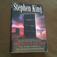 Stephen King The Dark Tower II Drawing of the Three Large Softback Book 2003 ED