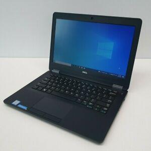 """Dell Latitude E7270 Ultrabook 12.5"""" Intel i5-6300U@2.40GHz 8GB 256GB SSD Win10Pr"""
