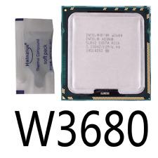 Intel Xeon W3680 3.33GHz 12M Cache Six Core LGA1366 CPU Processor