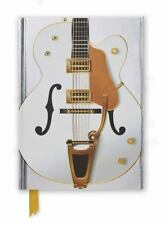 Gretsch White Guitar (Foiled Journal) (Flame Tree Notebooks), , Good Book