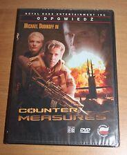 Counter Measures - ( DVD) Michael Dudikoff --- Region ALL