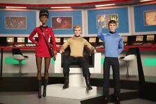Muñeca Barbie Collector Star Trek 50th aniversario Black Label Serie 30 Cm