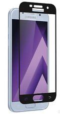 3D FULL SCREEN Samsung Galaxy A3 2016 COVER glas Bruchsicher Panzerfolie SCHWARZ