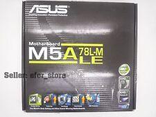 *BRAND NEW ASUS M5A78L-M LE Socket AM3+ Micro ATX Motherboard 780L