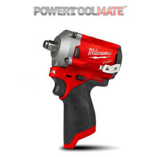 Milwaukee M12FIWF12-0 12V M12 Li-ion FUEL 1/2in Impact Wrench (Body Only)