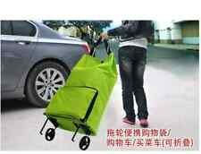 Grocery Shopping Buisness Foldable Compact Portable Bag Trolley Cart Strong  Pro