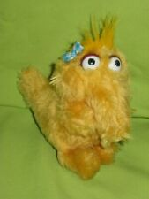 "Applause VINTAGE 1980's Big Bird & Friends BABY ALICE Snufflelupagus 4"" PLUSH"