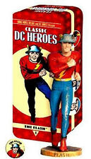 The Flash Classic DC Dark Horse Vintage Tin Statue .