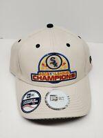 Chicago WHITE SOX 2005 League Champions Hat / Cap MLB baseball New Era Latchback