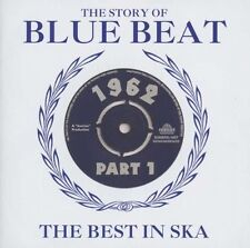 The Story Of Blue Beat 1962: The Best In Ska Part 1 [CD]