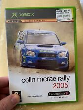 Colin McRae Rally 2005 [XBOX] UK PAL Complet-Codemasters-Rétro-disque très bon état