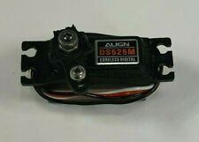 Excellent Condition Align Trex T-Rex DS525M RC Helicopter Servo 450 - 500 Size
