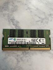 Samsung 8Gb 2Rx8 DDR4 PC4-2133P RAM SODIMM Laptop Memory