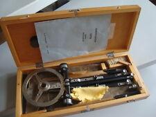 VIntage Soviet navy protractor sextant1983USSR