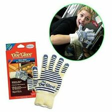 2 pack The 'Ove' Glove Heavy Duty Oven Glove silicon Durable & Washable