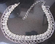 Metal Chain Fringe BELT Bohemian Gypsy Hippie Boho Skirt Dress Waist Jewelry