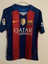 Nike FC Barcelona FIFA World Cup 2015 Jersey Authentic Messi