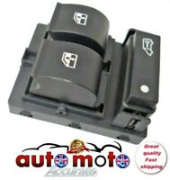 Switch Control Button Electric Window Door Lock 735421419 Fiat Citroen Peugeot