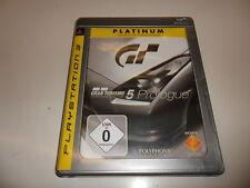 PlayStation 3 PS 3  Gran Turismo 5 Prologue [Platinum]