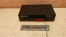 NOS Black Box KVM Switch SW731A 4-Port (5) DB25 Female for PC