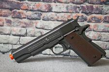 Full Metal Replica Colt 1911 Airsoft Gun Blow Back Pistol Hand Gun CO2 Prop XMAS