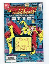 Fury of Firestorm # 23 DC NM- 1st Appearance of Felicity Smoak