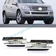 White LED DRL Daytime Fog Light Run lamp Fit Mercedes-Benz X164 GL450 06-09 2x
