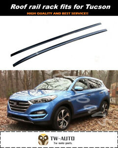 Fits for HYUNDAI TUCSON 2016-2020 roof rail rack roof rack luggage bar