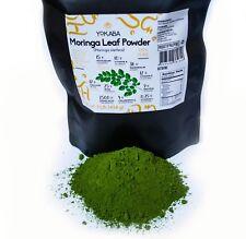 Moringa Natural Oleifera Leaf Powder 1 LB Pure Yokaba
