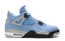 CONFIRMED Air Jordan 4 University blue Tech Grey White Black Ct8527-400 Size 13