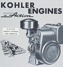 Kohler Engine Service Manual K91 K181 K241 K301 K321 K341 Repair Shop Manual Cd