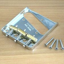 Fender USA Tele Telecaster Bridge with Compensated Saddles