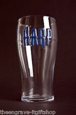 Harp Pint Glass -  Personalised Engraved Gift