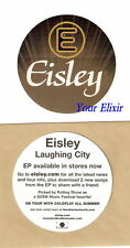 New Eisley Laughing City Ep Car Amp Case Guitr Sticker