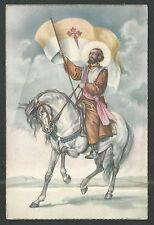 Andachtsbild artiken de Santiago Apostol estampa santino holy card