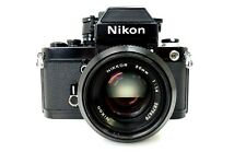 Nikon F2 AS SLR Kamera NIKKOR 50mm f1,4 non AI 7710119#2879679 je259