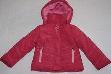 Topolino * samtweiche Winter Jacke Gr.104 rosa Nicki gefüttert Schneejacke