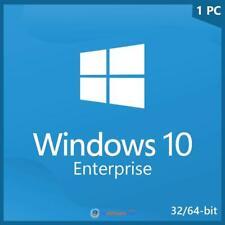 WINDOWS 10 Entreprise 32/64 BIT GENUINE ACTIVATION KEY INSTANT 5 Sec DELIVERY