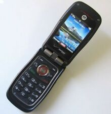 Motorola V860 Barrage Verizon Cell Phone Internet w/Wall Chrger Good